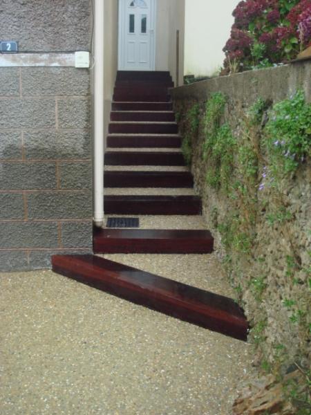 Fabriquer escalier exterieur bois for Escalier exterieur bois